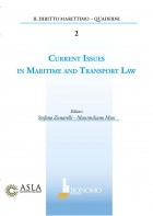 CURRENT ISSUES IN MARITIME AND TRASPORT LAW